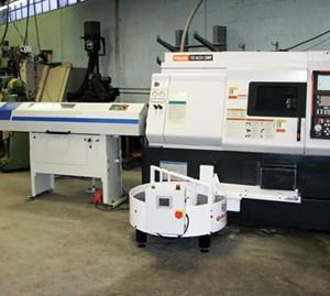 Automated Parts Accumulator