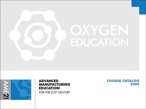 Oxygen course catalog