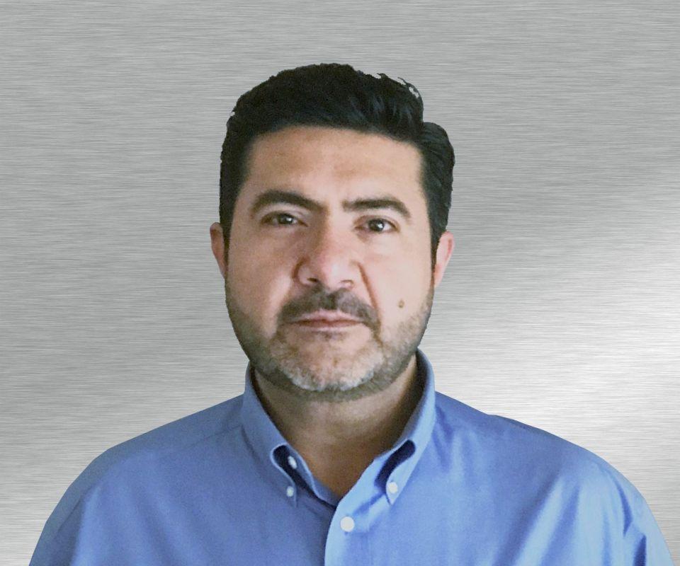 Fernando Serrano, regional sales manager for LNS in Mexico