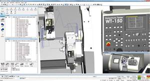 Software Simplifies Turn-Mill Operations