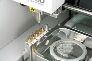 Digital Dental Prosthesis Production
