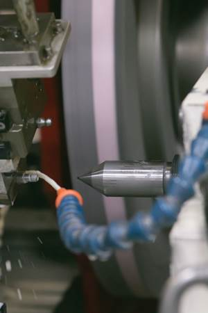 Shop Combines Automated Grinding and Swiss Turning