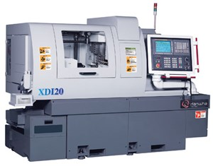 XD120 Swiss-type turning center