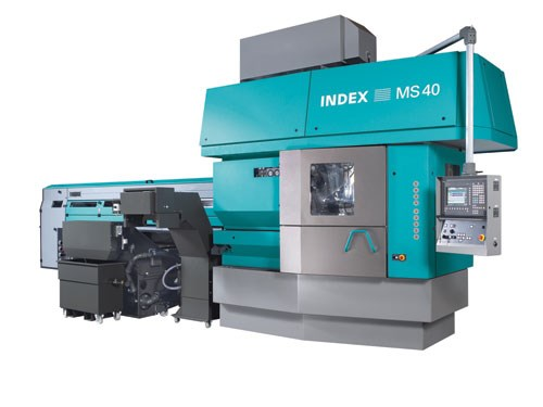 MS40C CNC Mulit-Spindle
