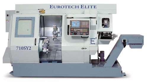 12-axis turn/mill bar machine