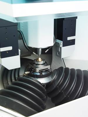 Machining Center for Small Workpieces