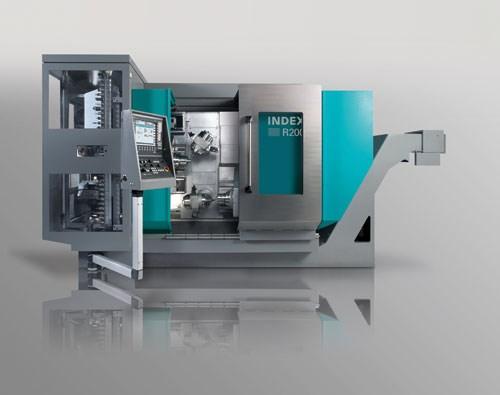 R 200 Turn-Mill machine