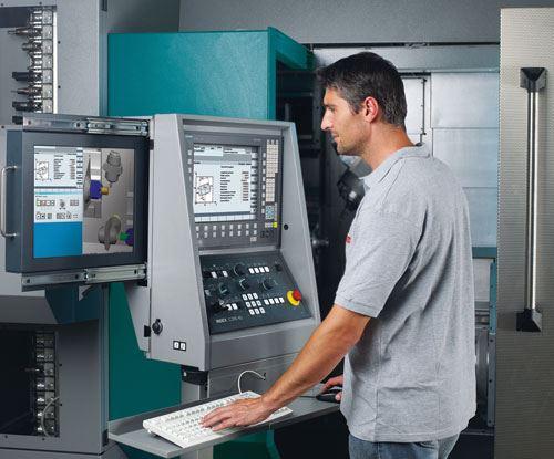 CNC operator/programmer