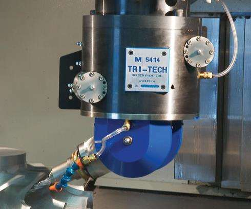 Editor Emeritus Production Machining 5 Axis Attachment