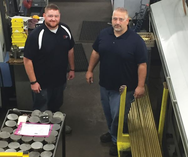 Filling Bins While the Building is Empty image