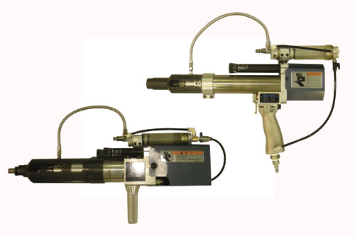 pnueumatic drilling units