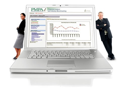 PMPA benchmark screenshot