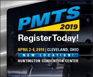 PMTS 2019 logo