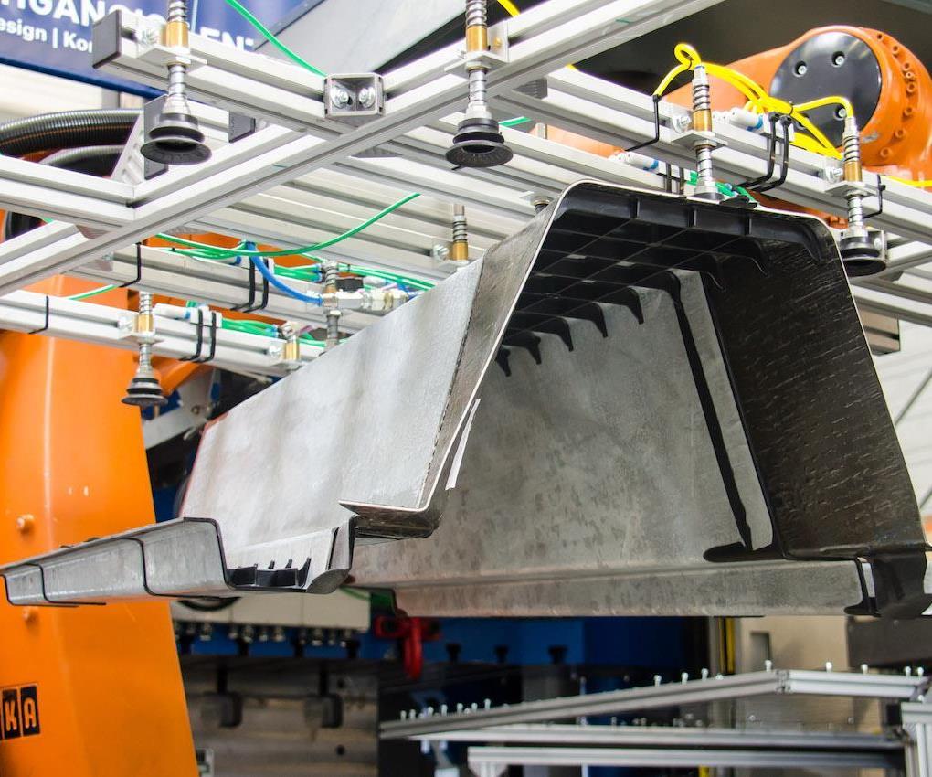 Dresden University lab system
