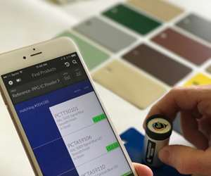 PPG's MeasureColor Mobile color-matching app.