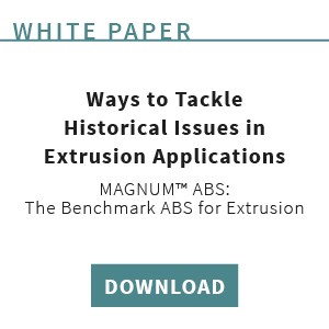 Ways to tackle historical issues in extrusion applications