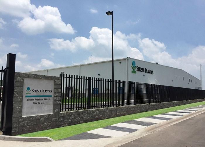 Sekisui Plastics Starts Up New Hybrid Foam Molding Facility in Mexico