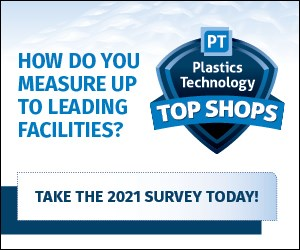 Plastics Technology Top Shops 2021