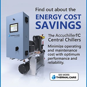 Thermal care TC central chillers