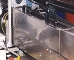 Parts Washer at Autocam