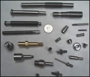 Parts produced