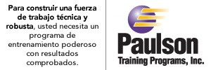 Paulson Training Programs