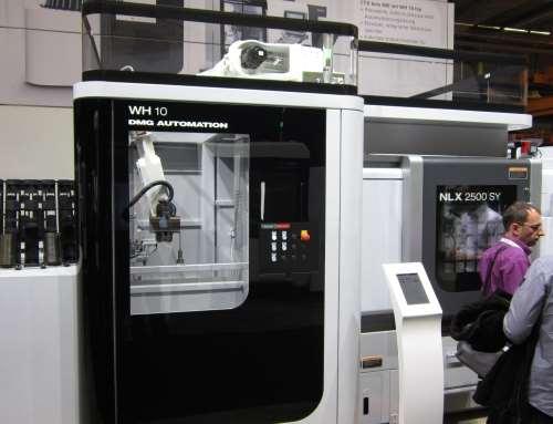 WH 10 automation unit