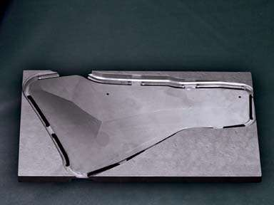 Splice Plate