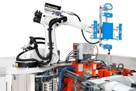 articulating robot