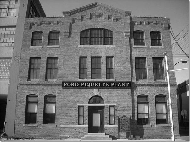 Piquette Plant Exterior Today