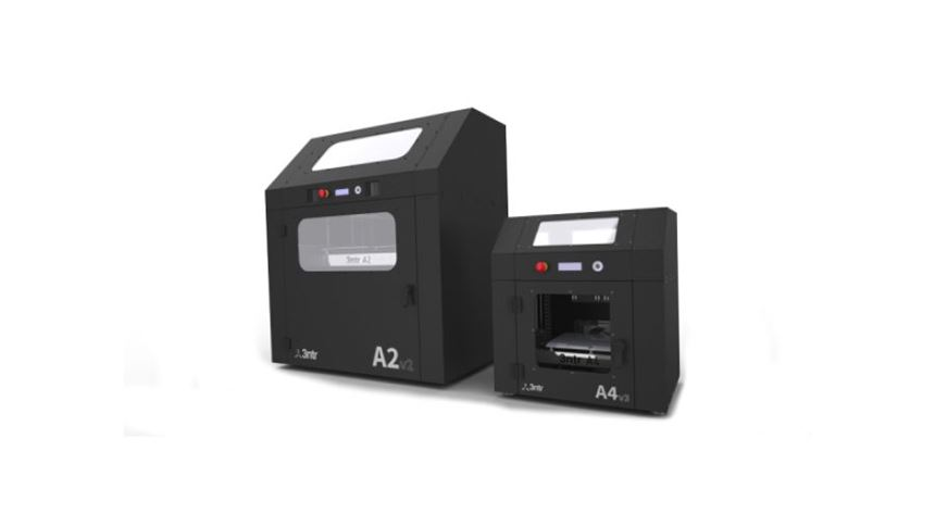 Plural Additive Mfg A2 A4 3D printers