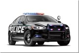 Ford Brings Hybrid Tech to Police Pursuit