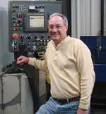 President Greg Scheurich