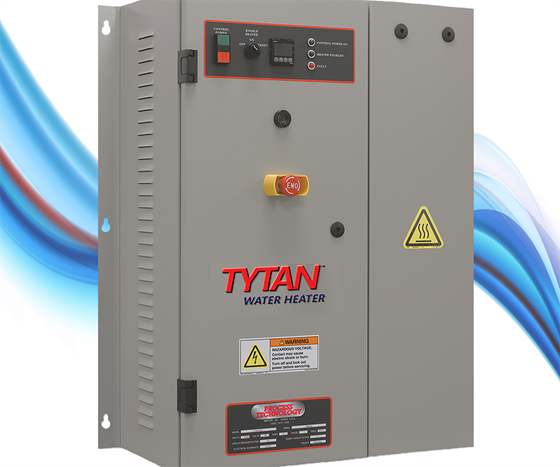 Process Technology's Tytan water heater.