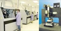 Production ultraviolet laser systems
