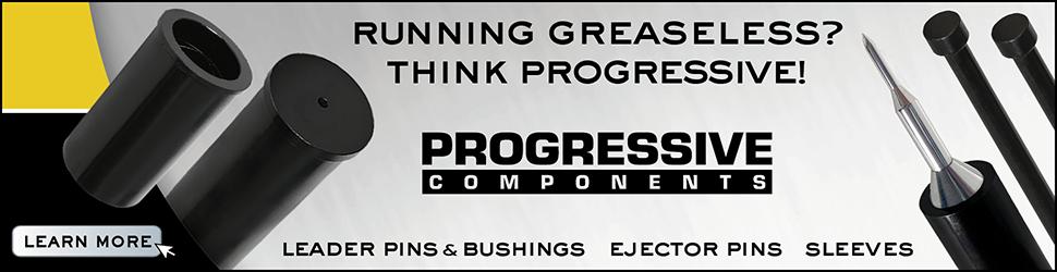Progressive Components Black Nitride