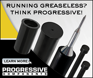 Progressive Components Black Nitride
