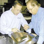 Promoting innovative mold machining processes