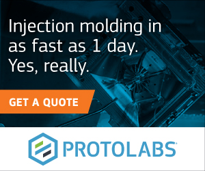 Protolabs Injection Molding