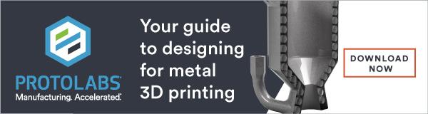 Protolabs 3D printing