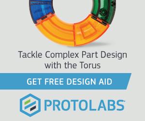 Protolabs Complex Part Design