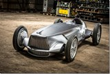 Handcrafting the Infiniti Prototype 9