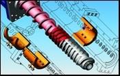 Quantec retrofit for traditional Buss kneaders