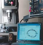 Quick inspection of a machine tool