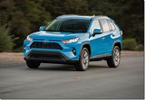 About the 2019 Toyota RAV4