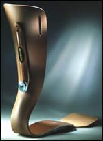 RCAI's drape-formed splint