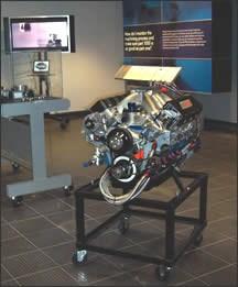 RCR engine