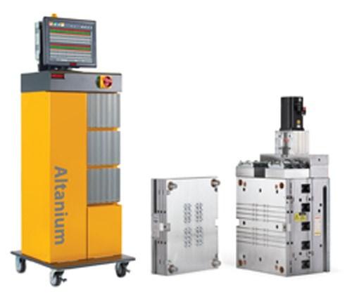 Husky Altanium Matrix temperature controller and UltraSync-E hot runner