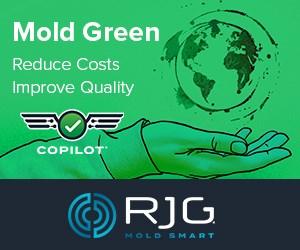 RJG模具绿色