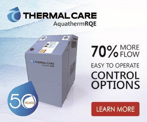 Thermo Care Aquatherm RQE mold temperature controller